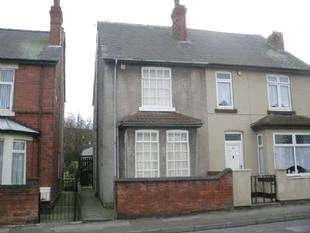 3 Bedrooms Semi Detached House for sale in Clumber Street, Kirkby-in-Ashfield, Nottingham, NG17