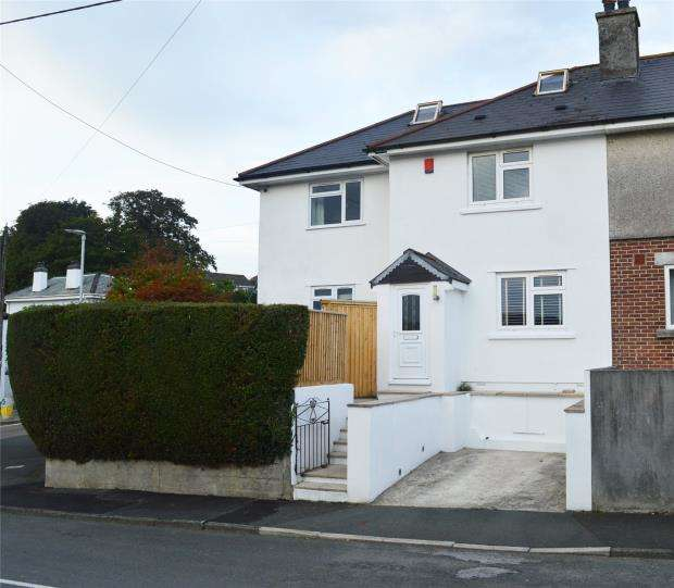 3 Bedrooms Semi Detached House for sale in Harwood Avenue, Tamerton Foliot, Plymouth, Devon