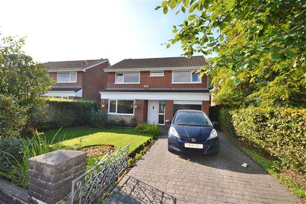 4 Bedrooms Detached House for sale in Castle House Lane, Adlington, Chorley