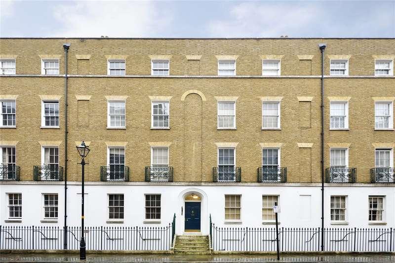 2 Bedrooms Flat for sale in Vanburgh House, 40 Folgate Street, Spitalfields, E1