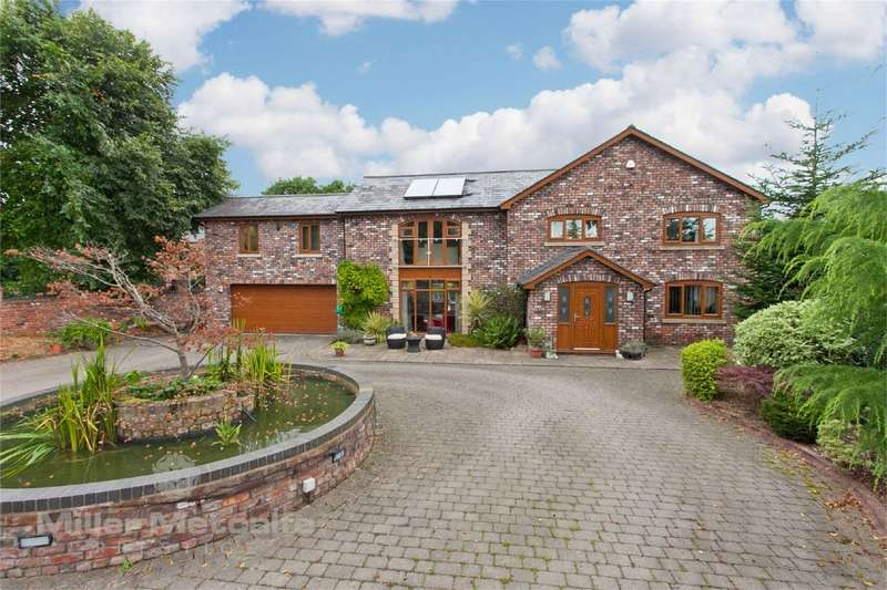 4 Bedrooms Detached House for sale in Lodge Lane, Off Manchester Road, Leigh, Lancashire