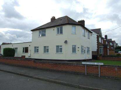 2 Bedrooms Flat for sale in Charnwood Court, 268 Leicester Road, Markfield, Leicestershire