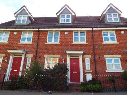 4 Bedrooms Terraced House for sale in Sandhills Avenue, Hamilton, Leicester, Leicestershire