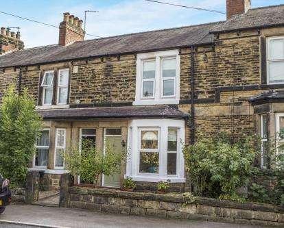 2 Bedrooms Terraced House for sale in Regent Grove, Harrogate, North Yorkshire, Harrogate
