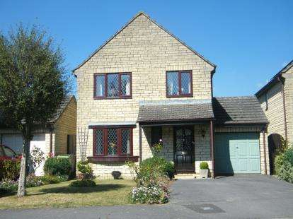 4 Bedrooms Detached House for sale in Folly Field, Bourton On The Water, Cheltenham, Gloucestershire