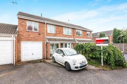3 Bedrooms Semi Detached House for sale in Caesar Way, Coleshill, Birmingham, Warwickshire