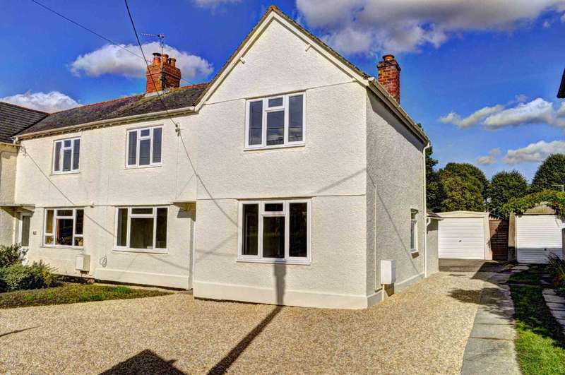 3 Bedrooms Semi Detached House for sale in Station Road, Chinnor