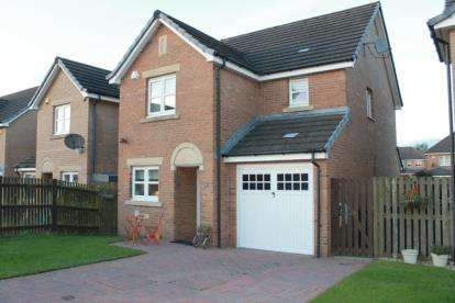 3 Bedrooms Detached House for sale in McBride Path, Stepps