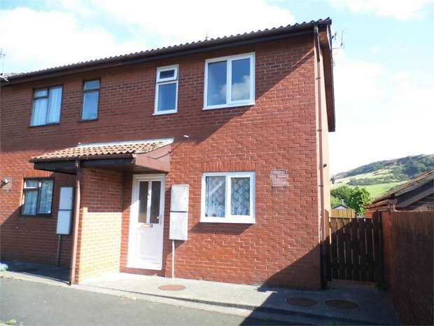 2 Bedrooms Semi Detached House for sale in Fairmeadows, Maesteg, Maesteg, Mid Glamorgan