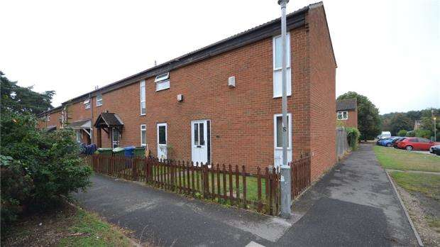 3 Bedrooms End Of Terrace House for sale in Nettlecombe, Bracknell