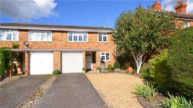 3 Bedrooms Semi Detached House for sale in Alwyn Road, Maidenhead, Berkshire