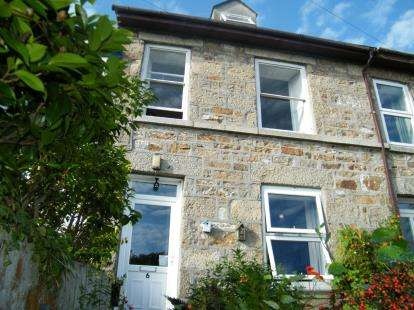 2 Bedrooms Terraced House for sale in Newlyn, Penzance, Cornwall