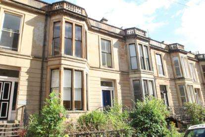 2 Bedrooms Flat for sale in Hamilton Park Avenue, Botanic
