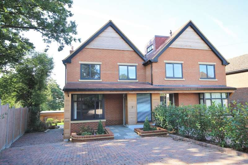 4 Bedrooms Semi Detached House for sale in Lacey Green   Buckinghamshire