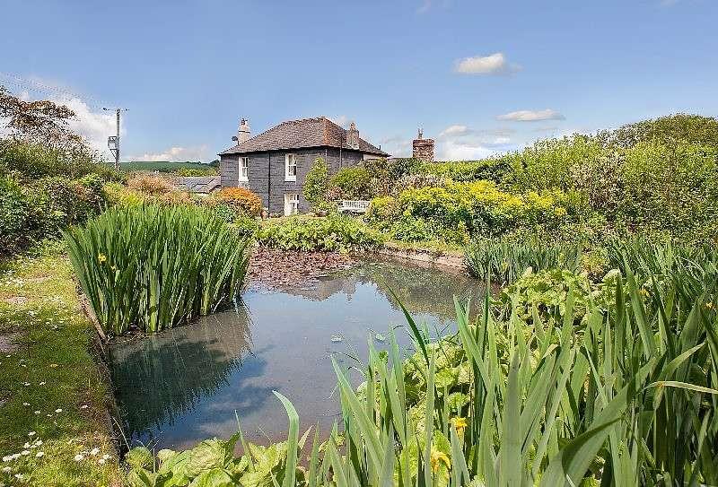 4 Bedrooms House for sale in Mill Farm, Frogmore, Kingsbridge
