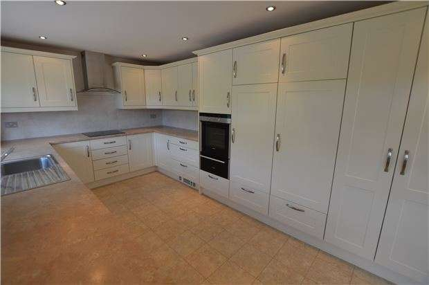 3 Bedrooms Detached House for sale in Bath Road, Stroud, Gloucestershire, GL5 3TA