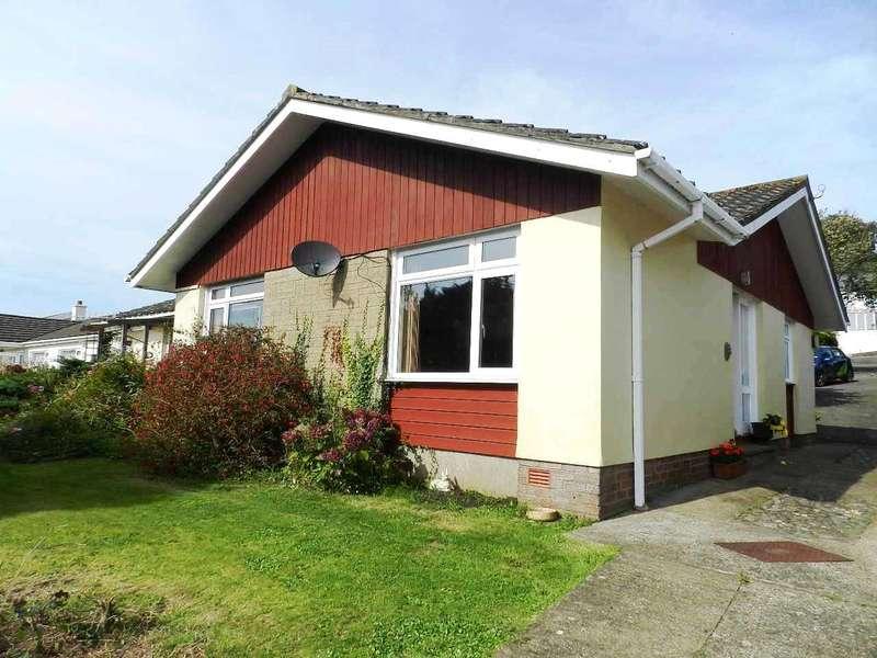 4 Bedrooms Detached Bungalow for sale in Carwinion, Kiln Park, Burton, Milford Haven