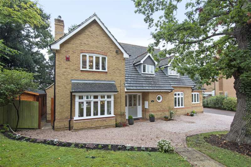 4 Bedrooms House for sale in Tower Gardens, Claygate, Esher, Surrey, KT10