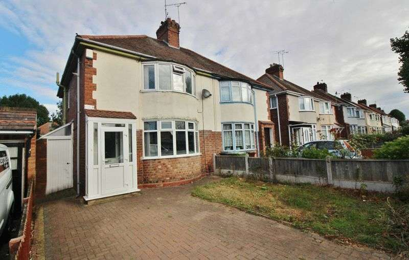2 Bedrooms Semi Detached House for sale in Inchlaggan Road, Wolverhampton