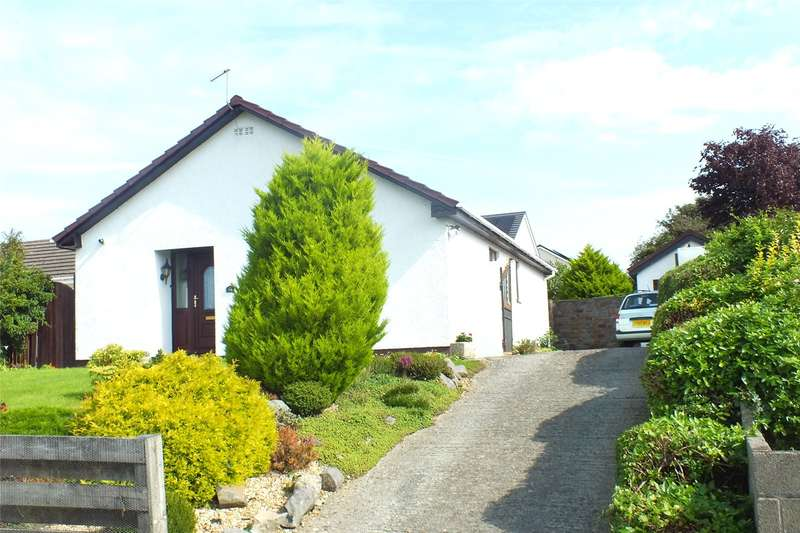 3 Bedrooms Detached Bungalow for sale in Long Mains, Monkton, Pembroke