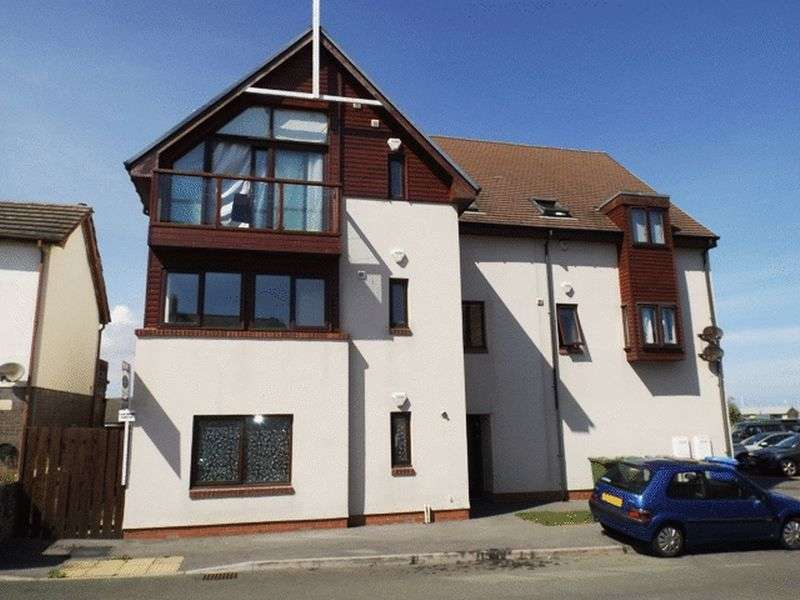 2 Bedrooms Flat for sale in Belvedere Court, Amble - Two Bedroom Ground Floor Flat