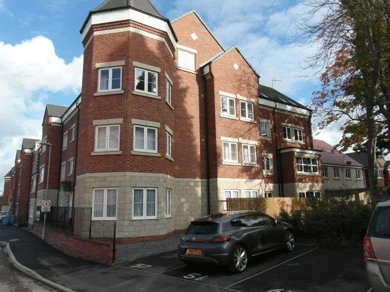 1 Bedroom Flat for sale in Loansdean Wood, Morpeth