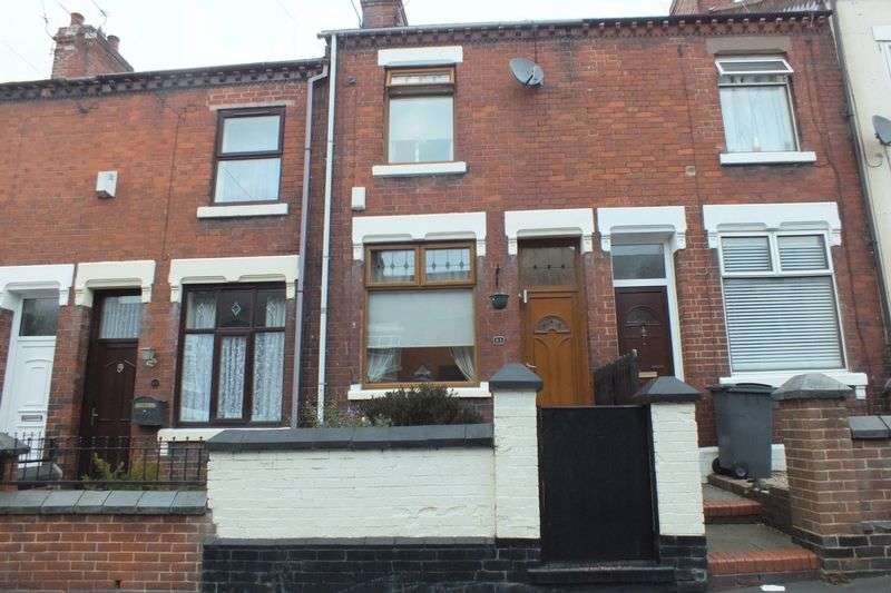 3 Bedrooms House for sale in Nash Peake Street, Tunstall, Stoke-On-Trent