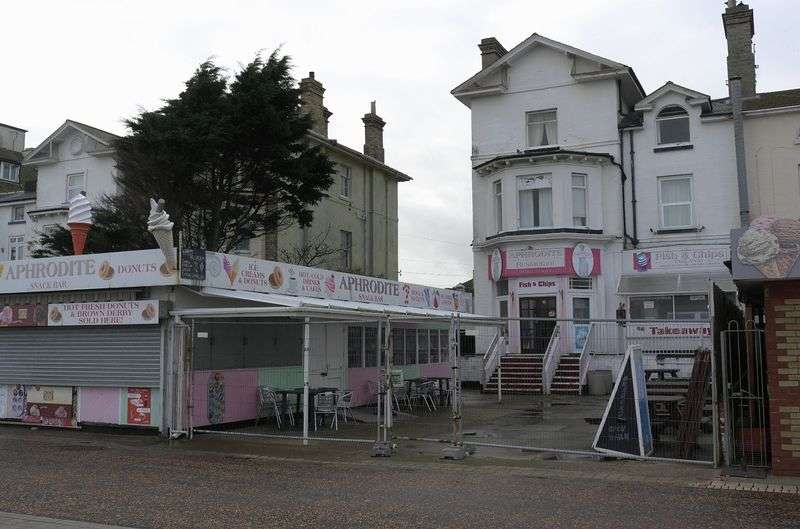 Property for sale in Esplanade, Lowestoft