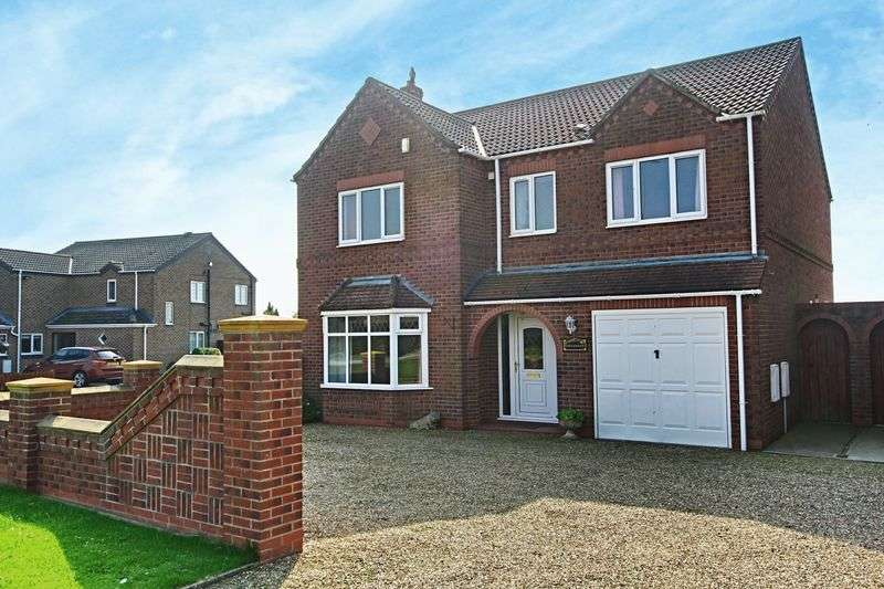 4 Bedrooms Detached House for sale in Ottringham Road, Keyingham