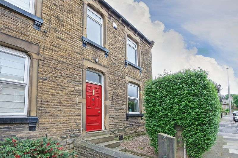 4 Bedrooms Terraced House for sale in Pawson Street, Morley, Leeds