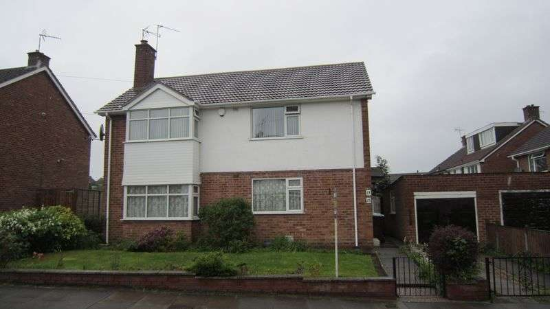 2 Bedrooms Flat for sale in Alandale Avenue, Eastern Green, Coventry