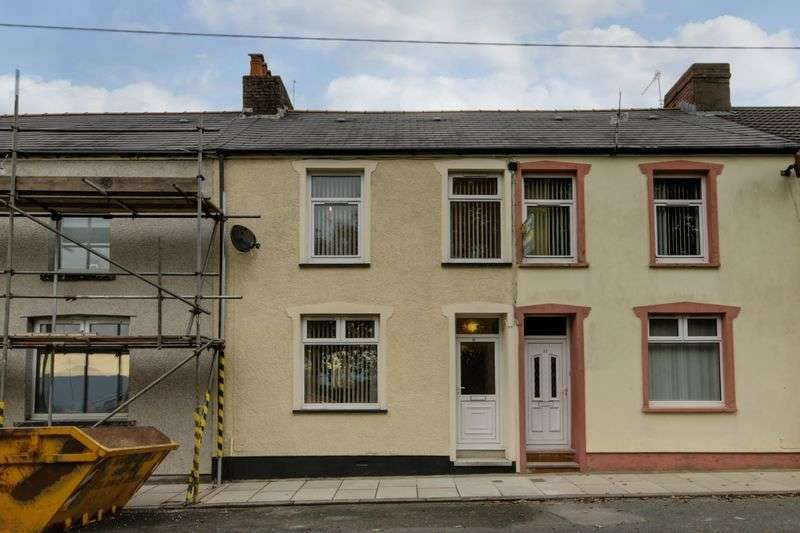 3 Bedrooms Terraced House for sale in Muriel Terrace, Merthyr Tydfil