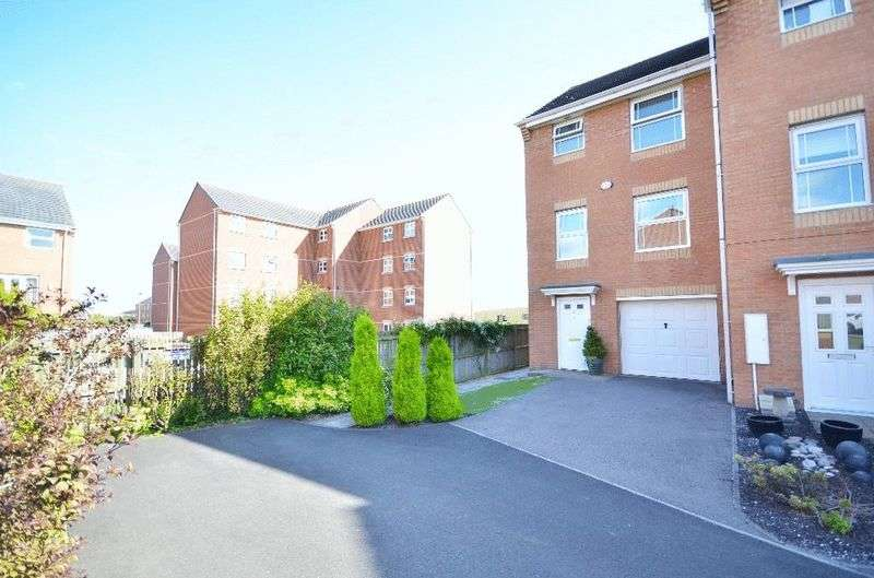 4 Bedrooms Terraced House for sale in Ramsey Grove, Murton, Seaham