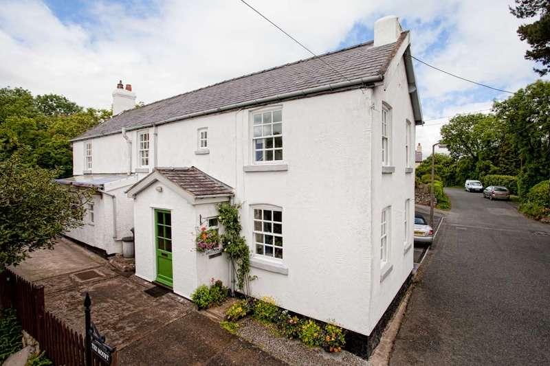 3 Bedrooms Detached House for sale in Pen Y Fron Road, Mold, Flintshire, CH7