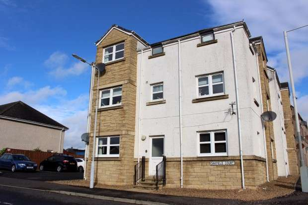 2 Bedrooms Apartment Flat for sale in Oakfield Court, Kelty, KY4