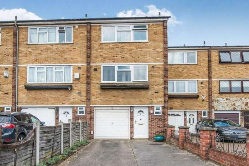 4 Bedrooms Property for sale in Trinity Place, Bexleyheath, DA6