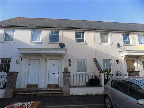 2 Bedrooms Terraced House for sale in Cadogan Close, Johnston, Haverfordwest