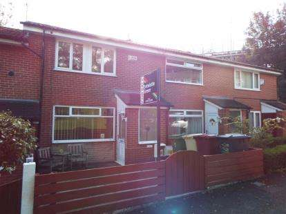 3 Bedrooms Terraced House for sale in St. Stephens Close, Darcy Lever, Bolton, Greater Manchester, BL2