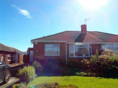 2 Bedrooms Bungalow for sale in Ewesley Gardens, Wideopen, Newcastle Tyne and Wea, NE13