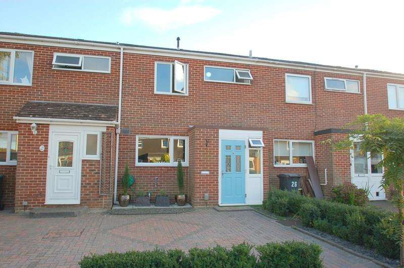 3 Bedrooms Terraced House for sale in Arminers Close, Alverstoke, Gosport