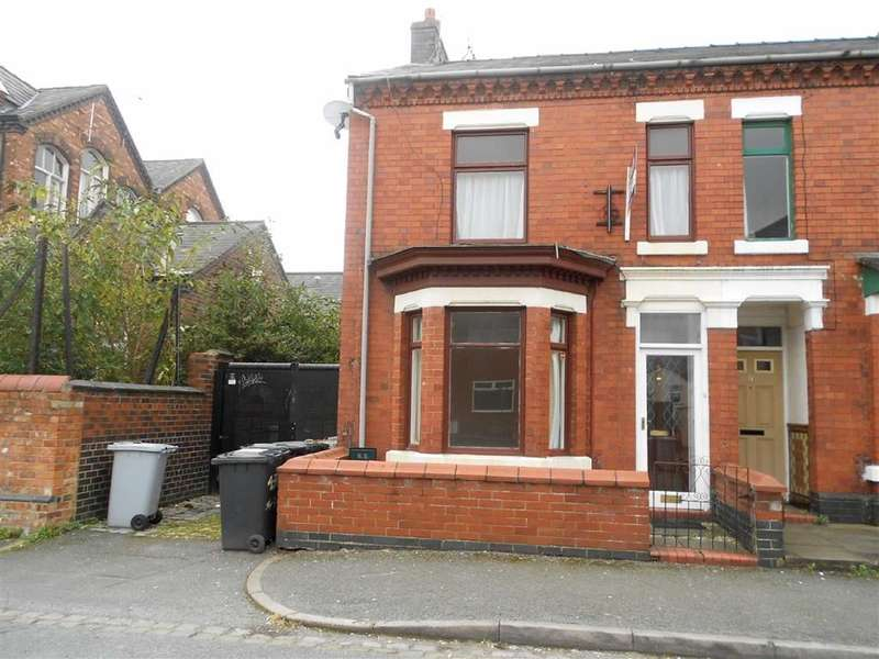 3 Bedrooms Property for sale in Derrington Ave, Crewe, Cheshire