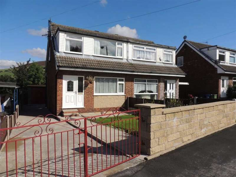 3 Bedrooms Property for sale in Fistral Crescent, Stalybridge