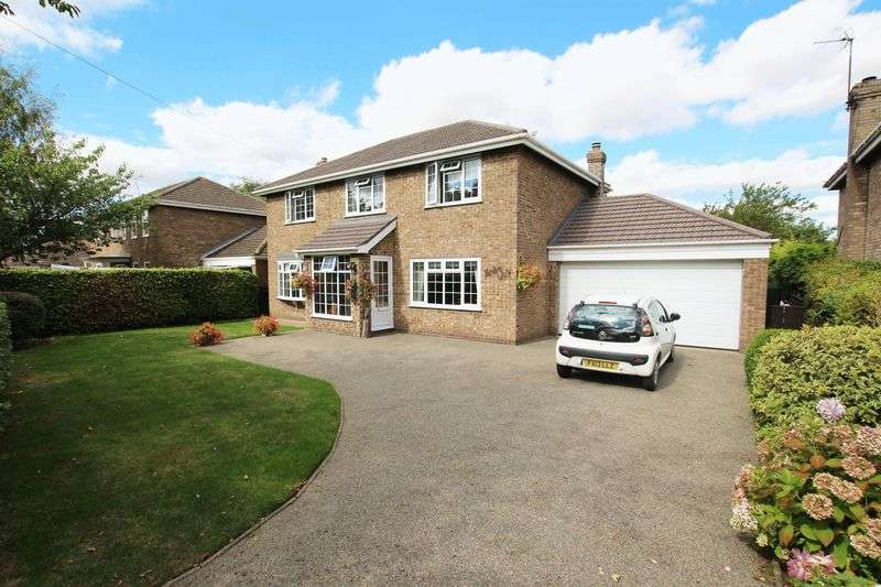4 Bedrooms Detached House for sale in CASSBROOK DRIVE, FULSTOW