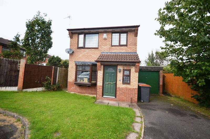 3 Bedrooms Detached House for sale in Smallbrook, Telford