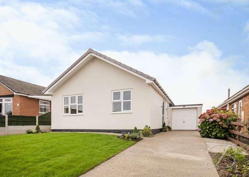 3 Bedrooms Detached Bungalow for sale in Keats Avenue, Sutton-In-Ashfield