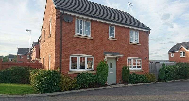 3 Bedrooms Semi Detached House for sale in Erica Park, Netherley, Liverpool, L27