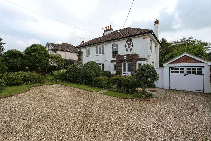 4 Bedrooms Detached House for sale in Edward Road, Clevedon