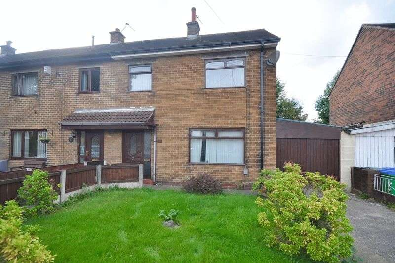3 Bedrooms Semi Detached House for sale in Longridge Drive, Heywood