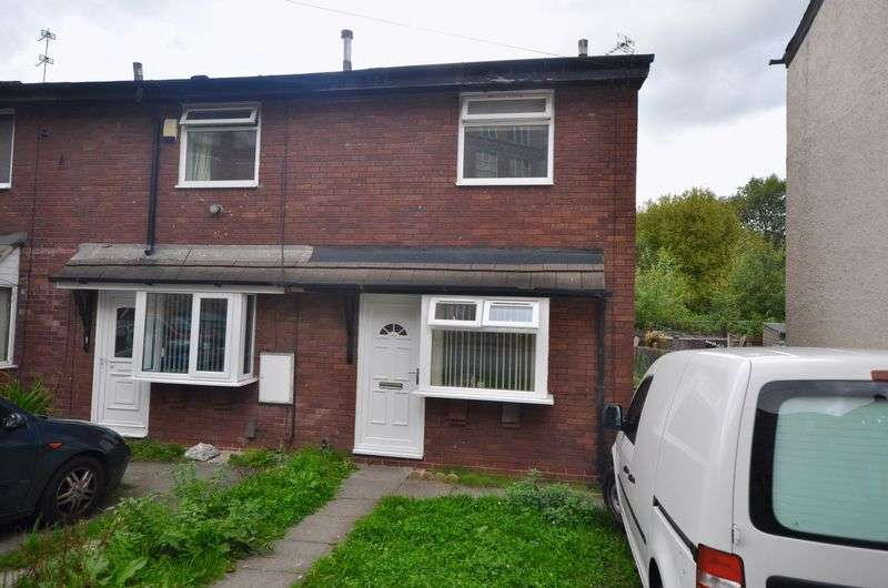 2 Bedrooms House for sale in Mutual Street, Heywood