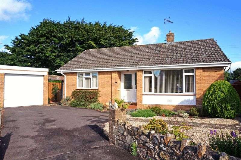 2 Bedrooms Detached Bungalow for sale in Footlands Close, Taunton